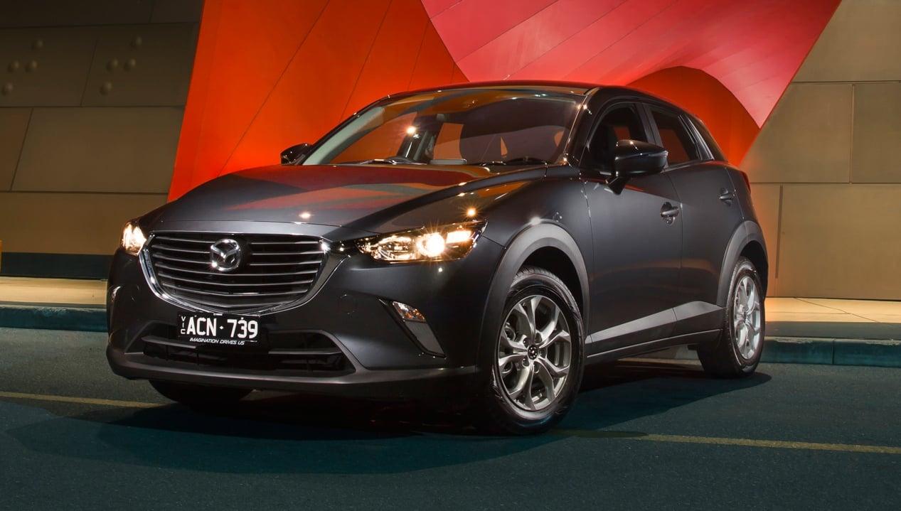 GALLERY: <b>Mazda CX-3</b> – Australia gets four grades Image 319522