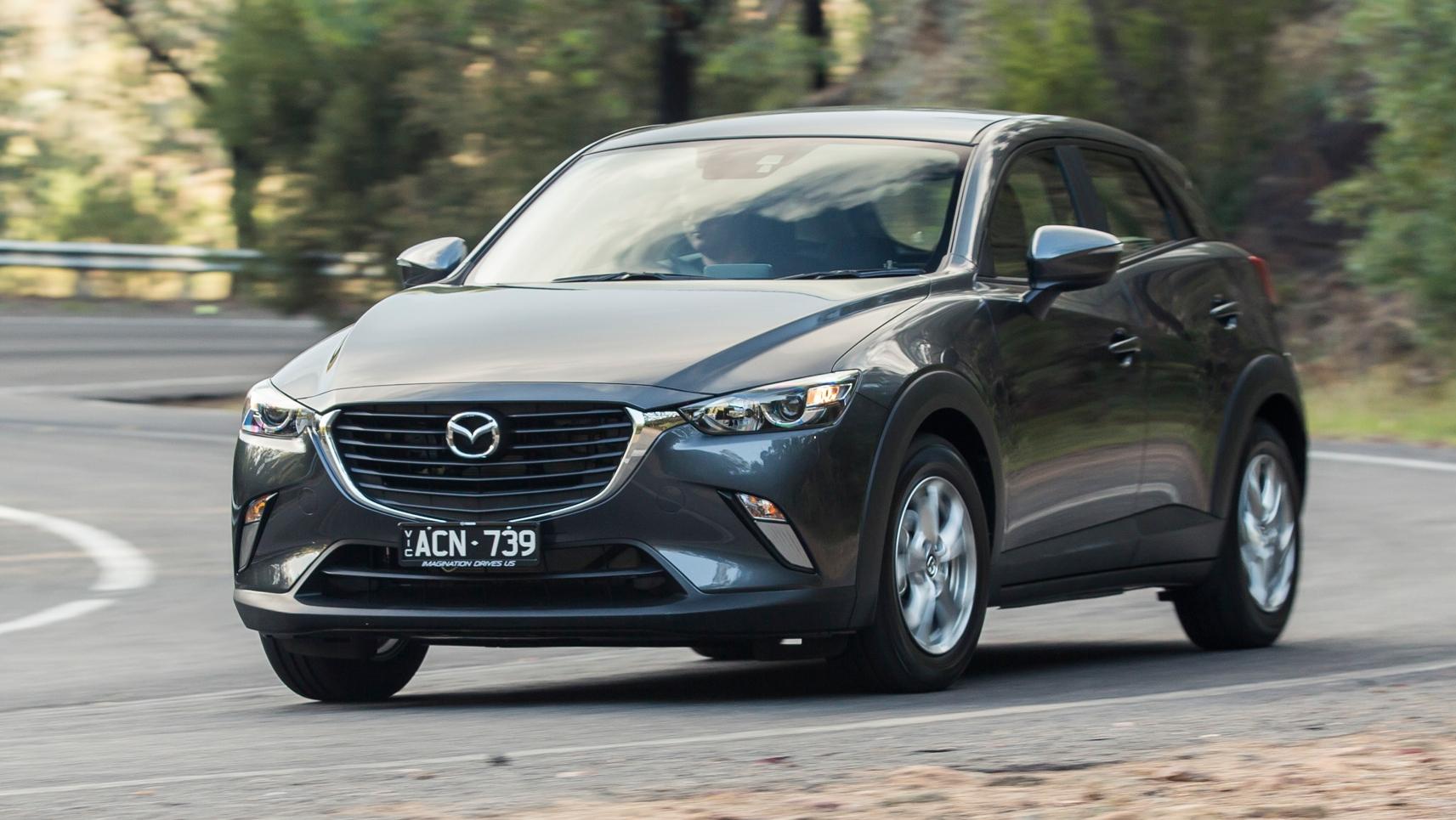 Mazda Cx 3 >> GALLERY: Mazda CX-3 – Australia gets four grades Paul Tan - Image 319516