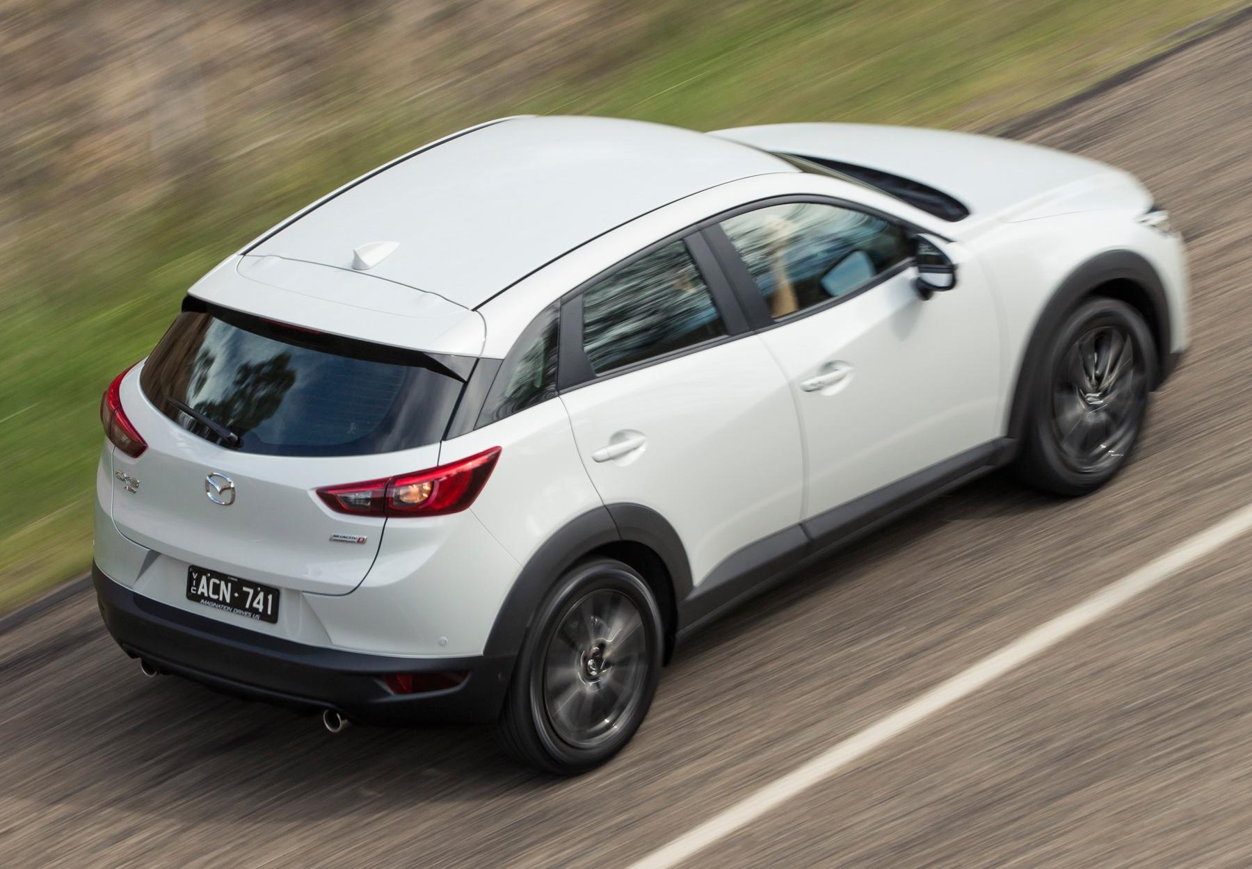 Mazda Cx 3 >> GALLERY: Mazda CX-3 – Australia gets four grades Image 319531