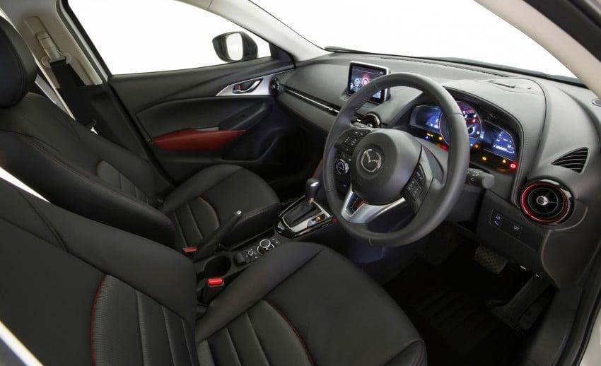 GALLERY: Mazda CX-3 – Australia gets four grades Image #319528