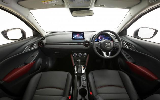 Mazda CX-3 sTouring Oz 16