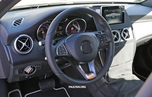 Mercedes A-Class Facelift 5