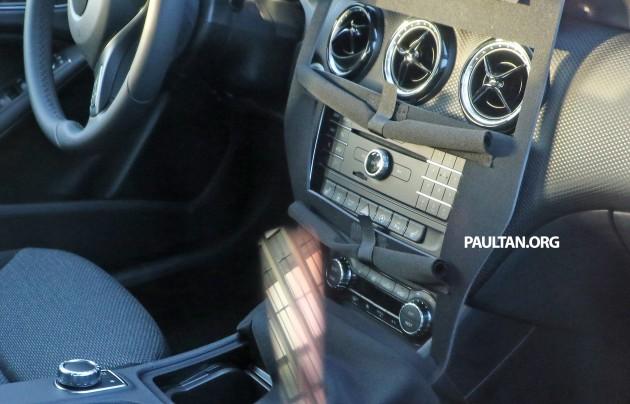 Mercedes A-Class Facelift 7