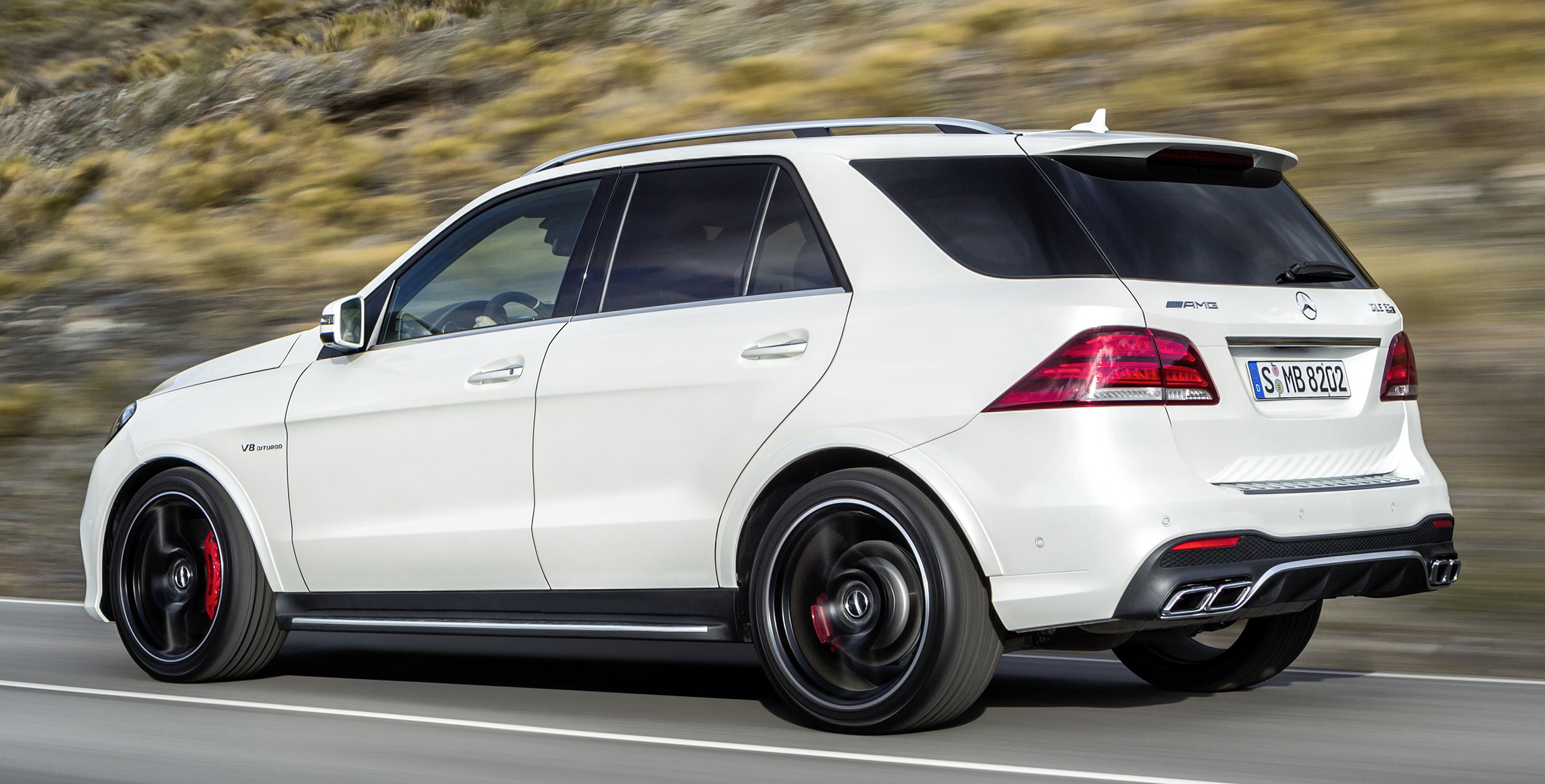 Mercedes amg gle 63 revealed ahead of ny debut 5 5 litre for Embrace by mercedes benz