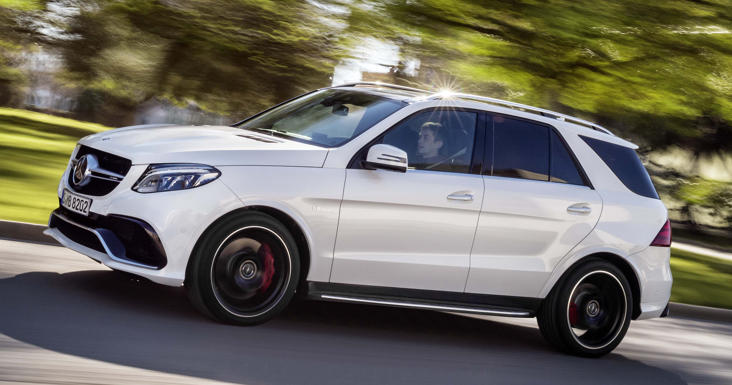 Mercedes Gle Amg >> Mercedes-AMG GLE 63 revealed ahead of NY debut – 5.5 litre twin-turbo V8 with 557 PS, S model ...