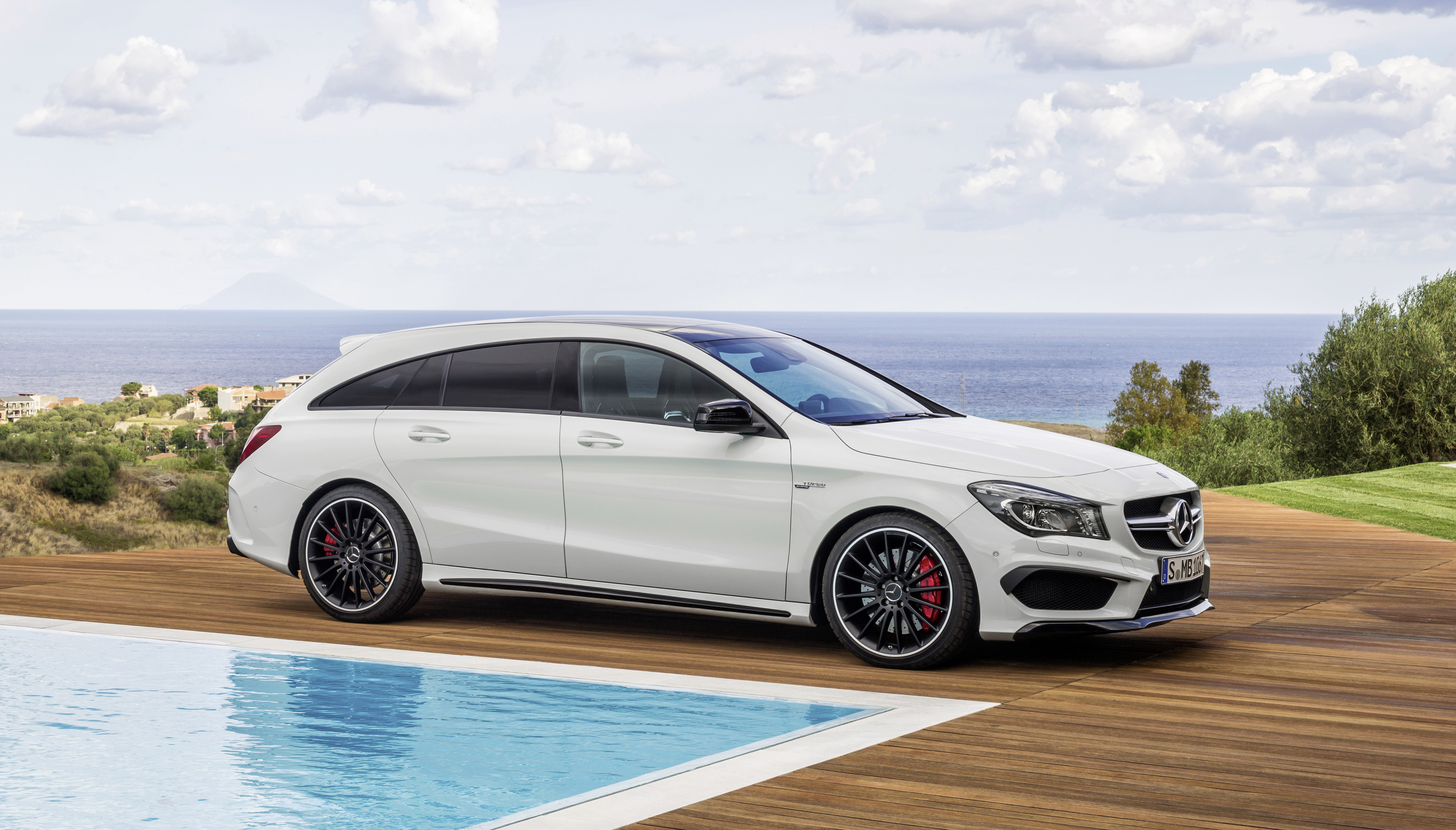 mercedes a45 amg wallpaper