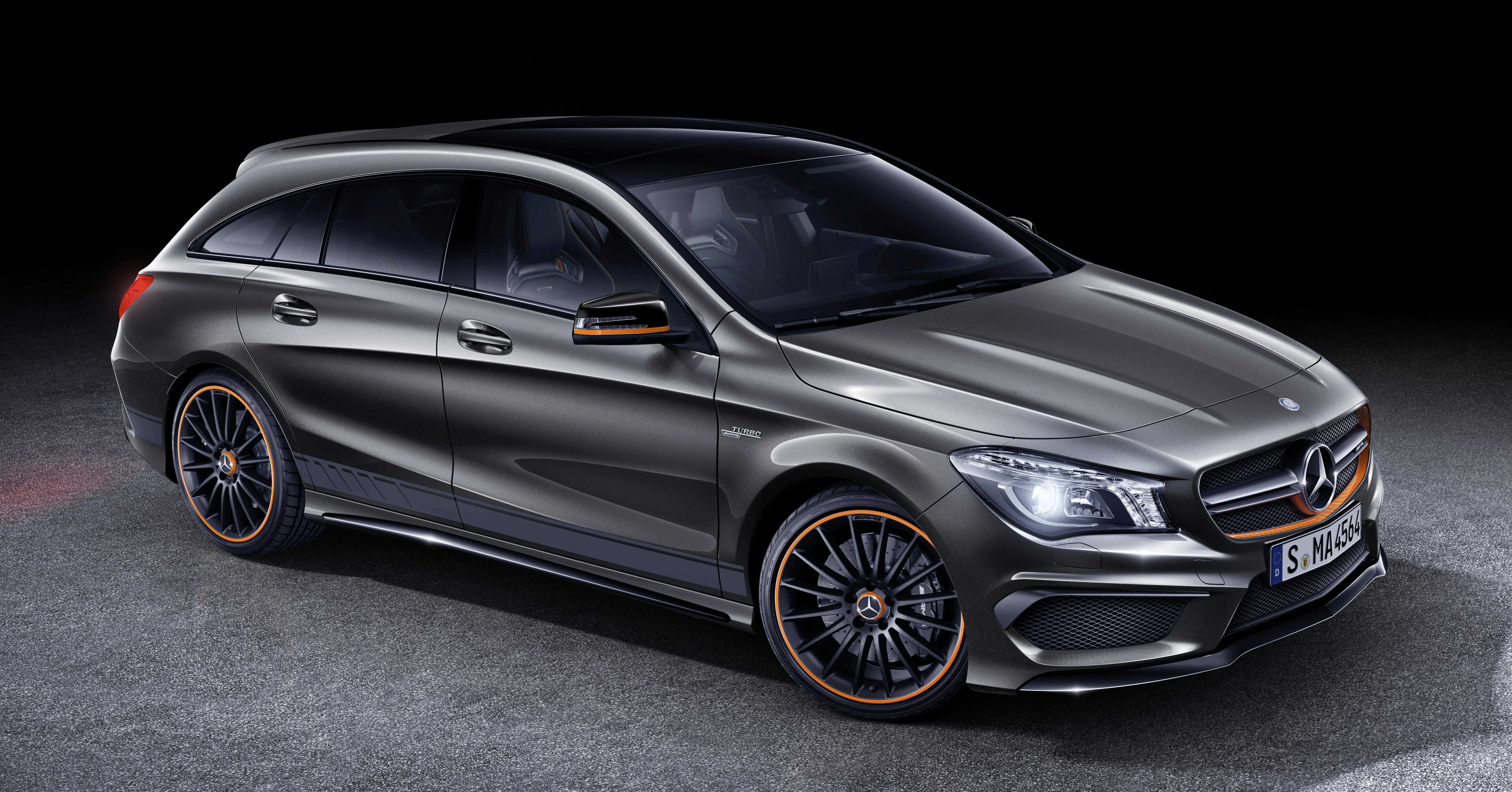 gallery mercedes cla 45 amg shooting brake image 316848. Black Bedroom Furniture Sets. Home Design Ideas