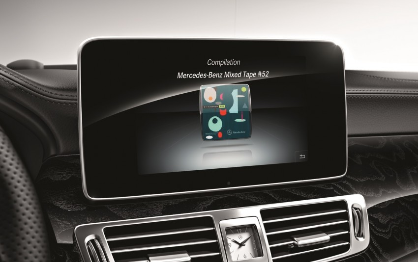 Mercedes-Benz CLS 400 facelift previewed in Malaysia Image #321357