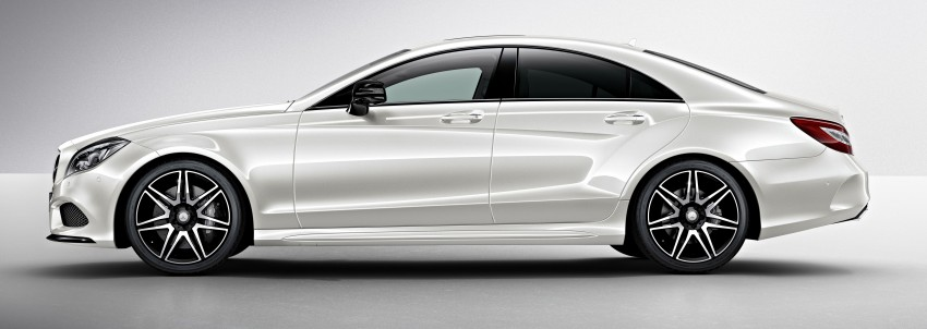 Mercedes-Benz CLS 400 facelift previewed in Malaysia Image #321341