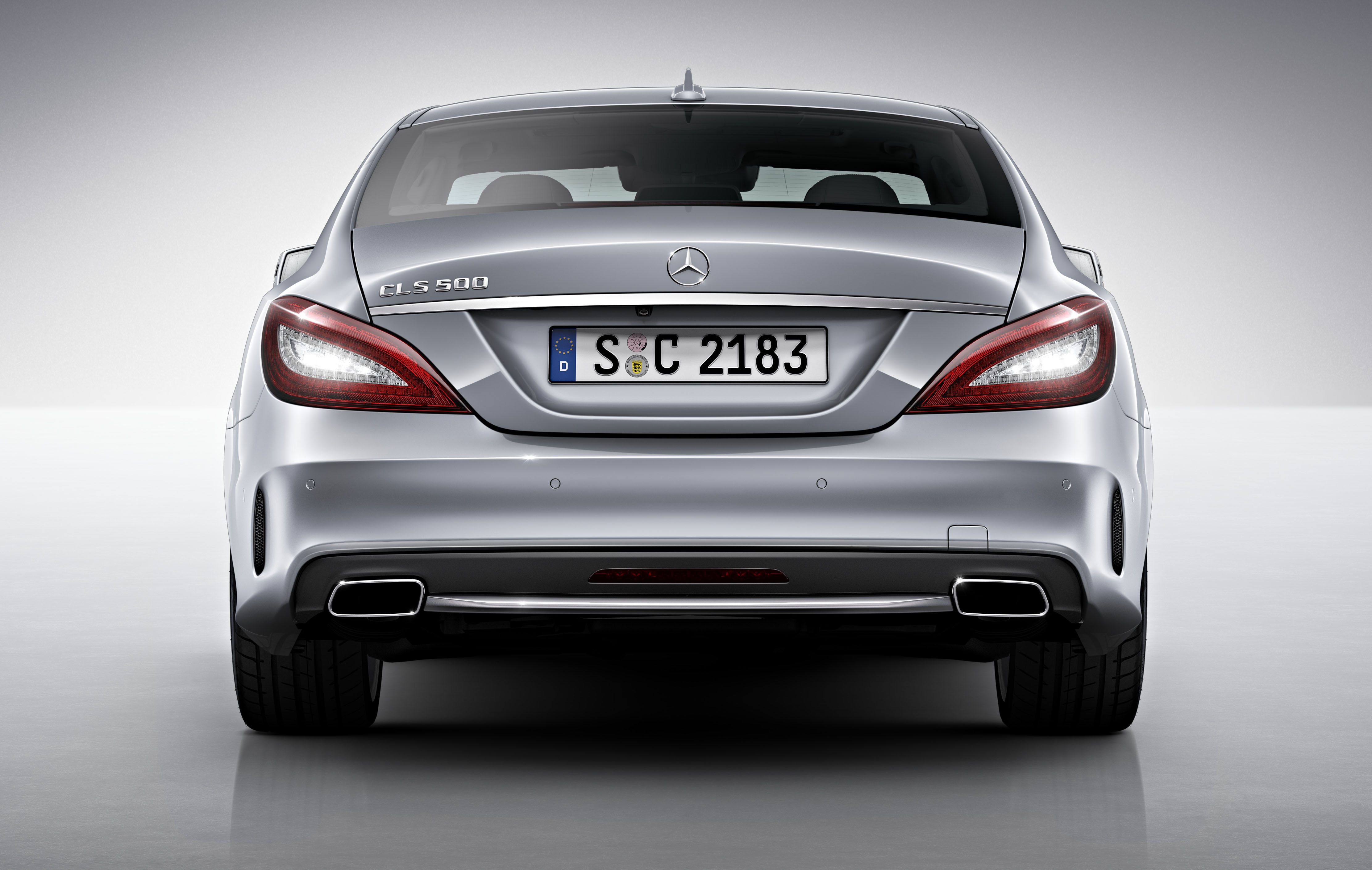 Mercedes-Benz CLS 400 facelift previewed in Malaysia Paul ...