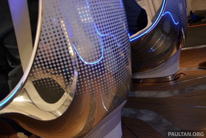 DRIVEN: Mercedes-Benz F 015 Luxury In Motion in SF Image #322095