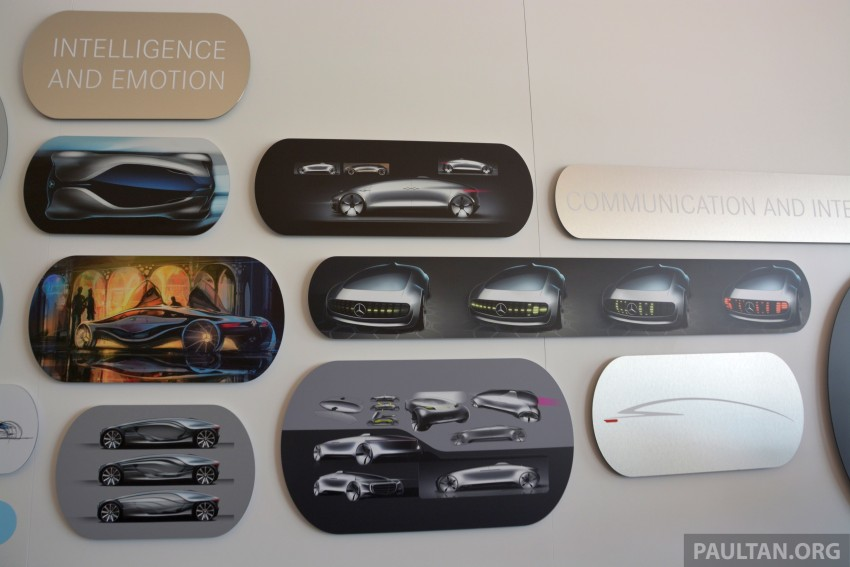 DRIVEN: Mercedes-Benz F 015 Luxury In Motion in SF Image #322089