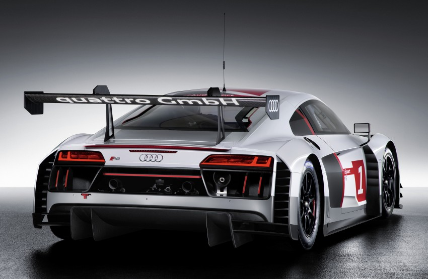 New Audi R8 LMS is lighter, ready for 2016 GT3 regs Image #316155