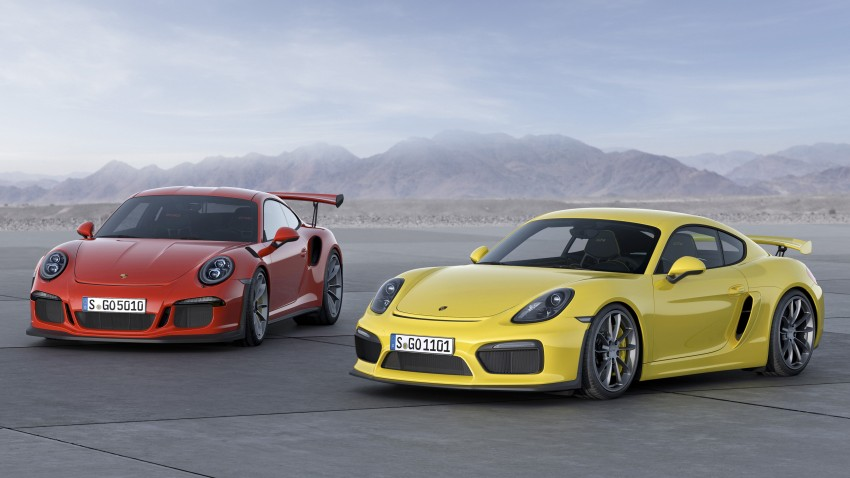 2016 Porsche 911 GT3 RS unveiled – 500 PS, PDK only Image #315955