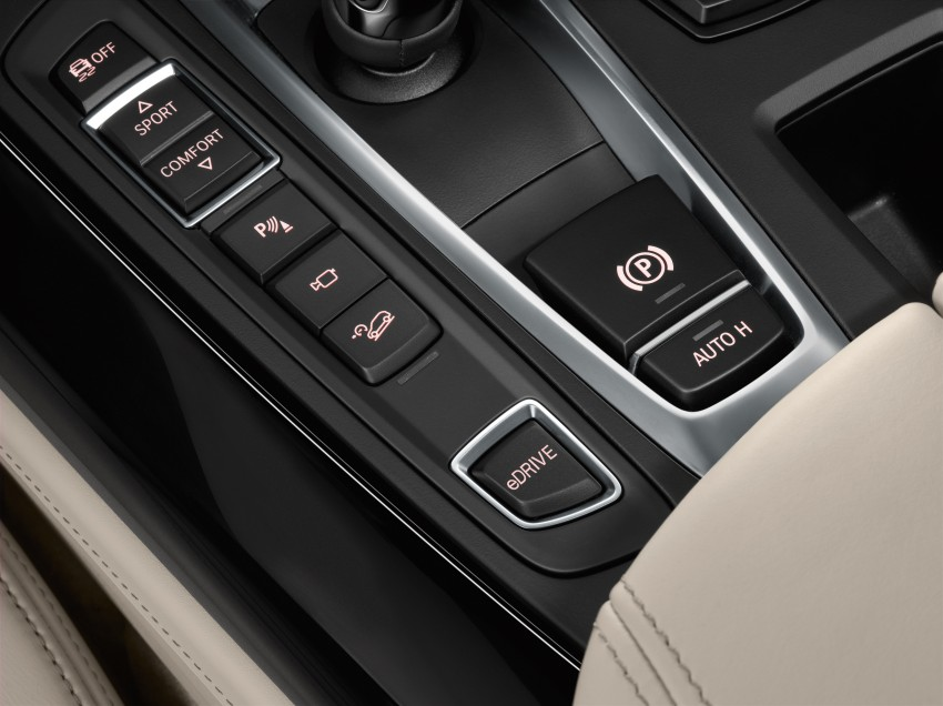 BMW X5 xDrive40e revealed – first non-i plug-in hybrid Image #318619