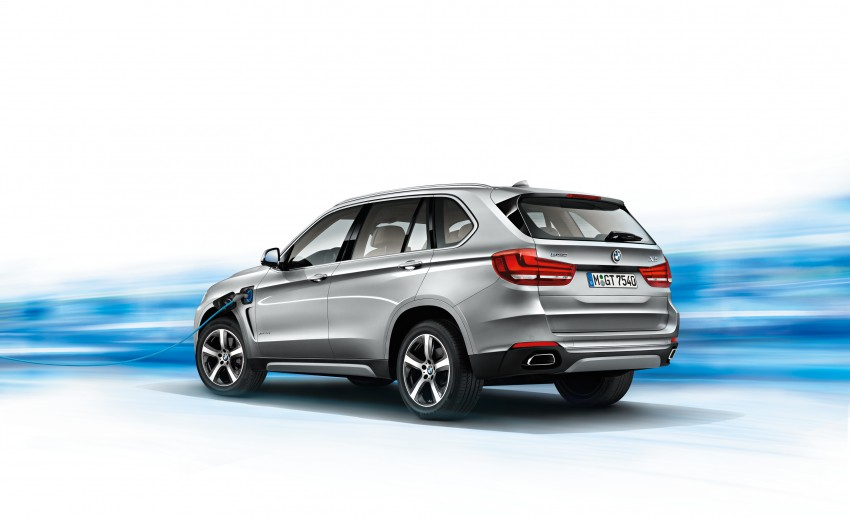 BMW X5 xDrive40e revealed – first non-i plug-in hybrid Image #318640