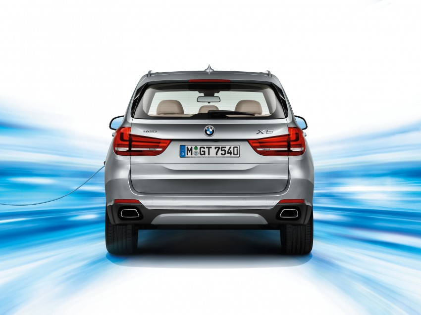 BMW X5 xDrive40e revealed – first non-i plug-in hybrid Image #318627