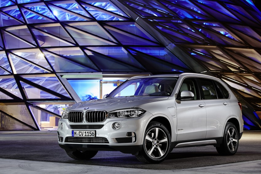 BMW X5 xDrive40e revealed – first non-i plug-in hybrid Image #318634
