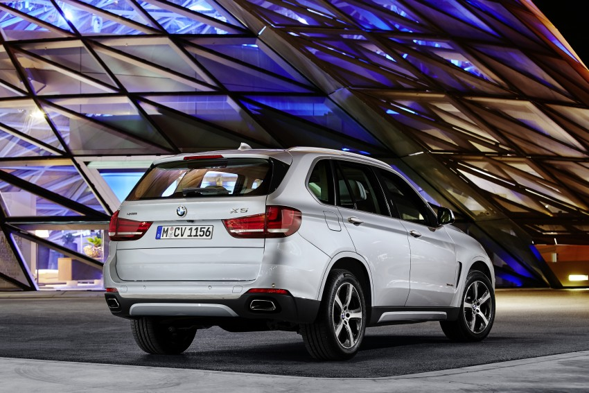 BMW X5 xDrive40e revealed – first non-i plug-in hybrid Image #318637