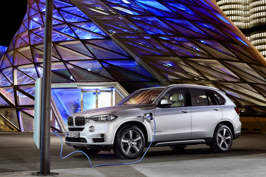 BMW X5 xDrive40e revealed – first non-i plug-in hybrid Image #318628