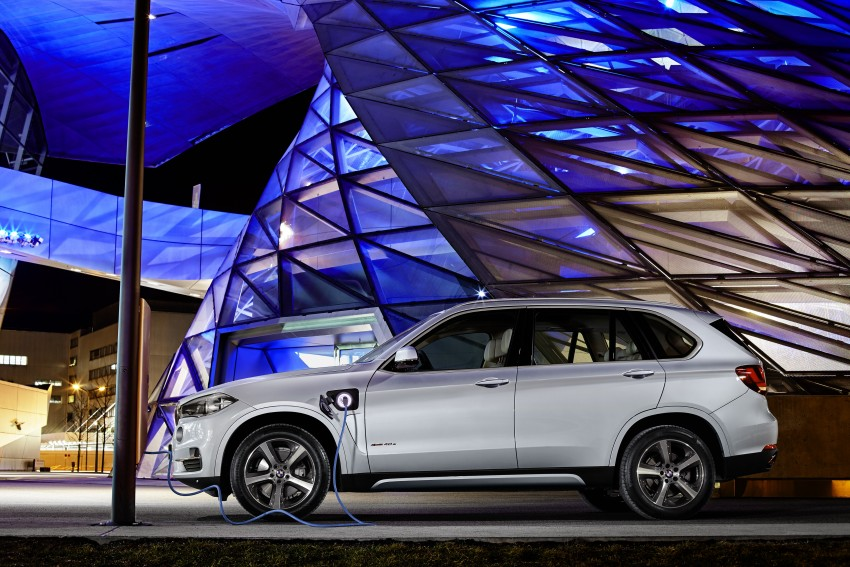 BMW X5 xDrive40e revealed – first non-i plug-in hybrid Image #318625