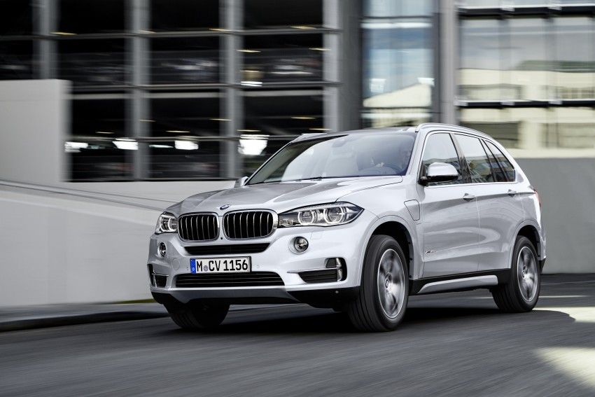 BMW X5 xDrive40e revealed – first non-i plug-in hybrid Image #318645