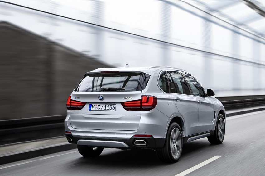 BMW X5 xDrive40e revealed – first non-i plug-in hybrid Image #318675