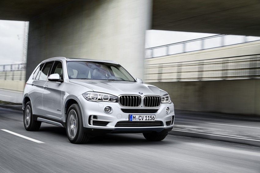 BMW X5 xDrive40e revealed – first non-i plug-in hybrid Image #318672