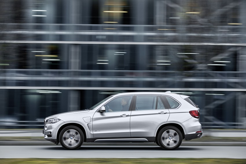 BMW X5 xDrive40e revealed – first non-i plug-in hybrid Image #318648