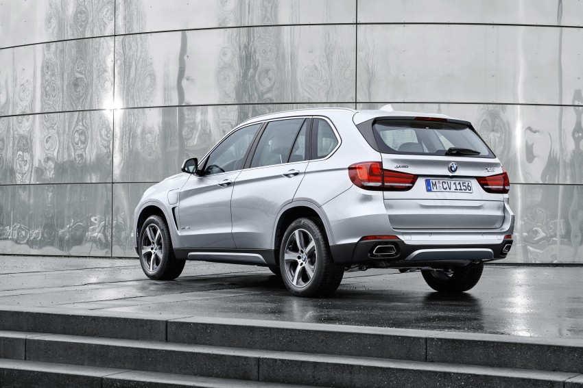 BMW X5 xDrive40e revealed – first non-i plug-in hybrid Image #318630