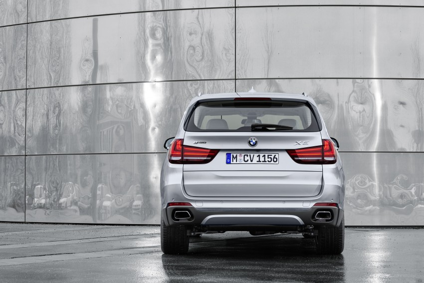 BMW X5 xDrive40e revealed – first non-i plug-in hybrid Image #318633