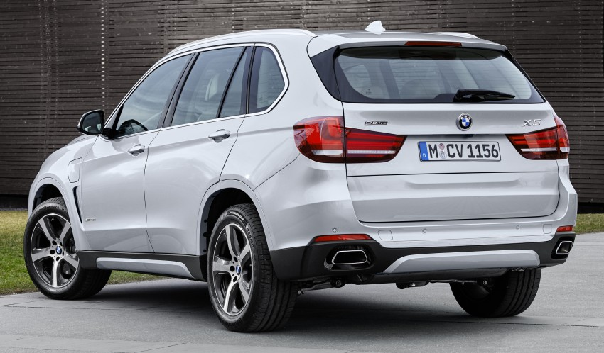BMW X5 xDrive40e revealed – first non-i plug-in hybrid Image #318629