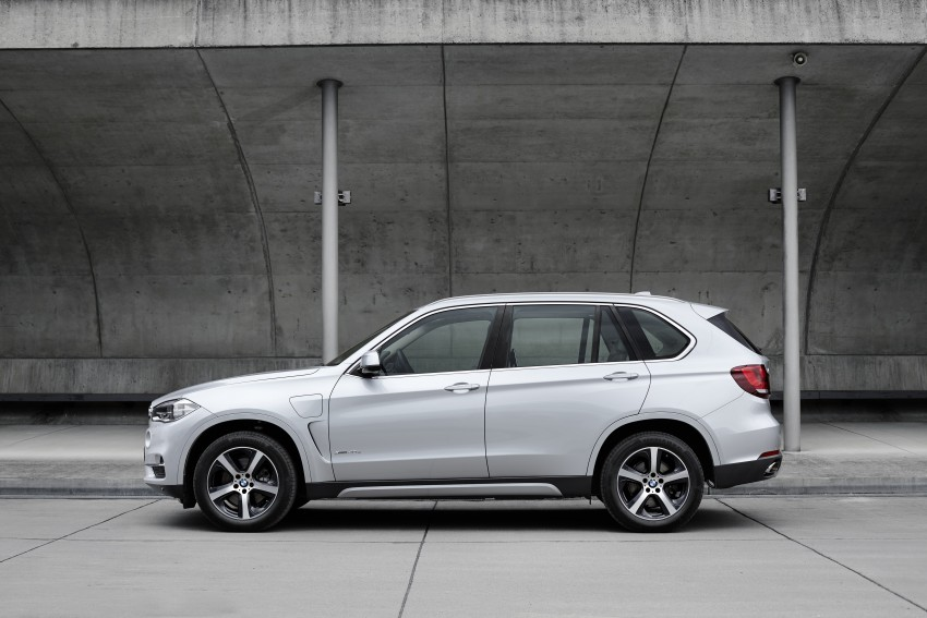 BMW X5 xDrive40e revealed – first non-i plug-in hybrid Image #318639