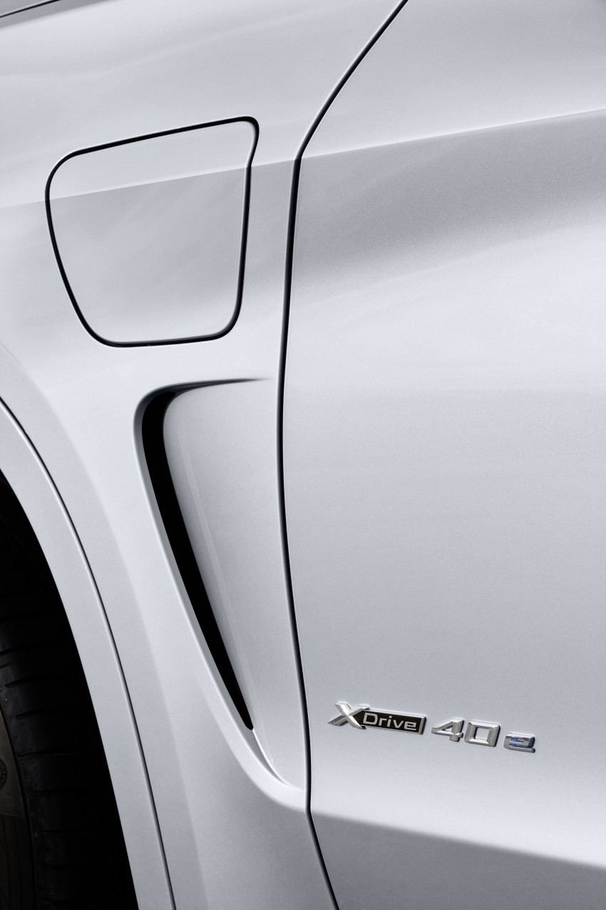 BMW X5 xDrive40e revealed – first non-i plug-in hybrid Image #318638