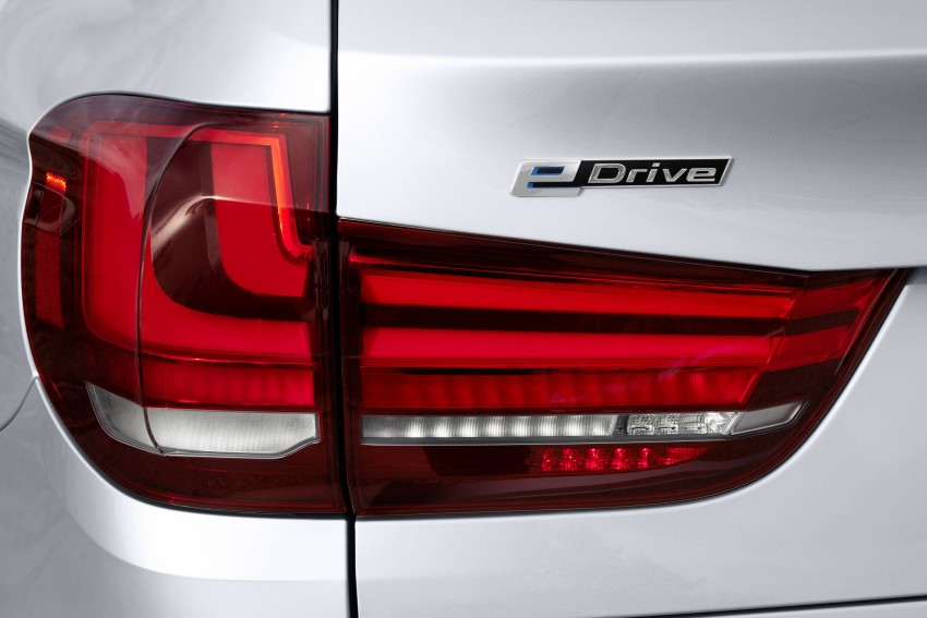 BMW X5 xDrive40e revealed – first non-i plug-in hybrid Image #318641