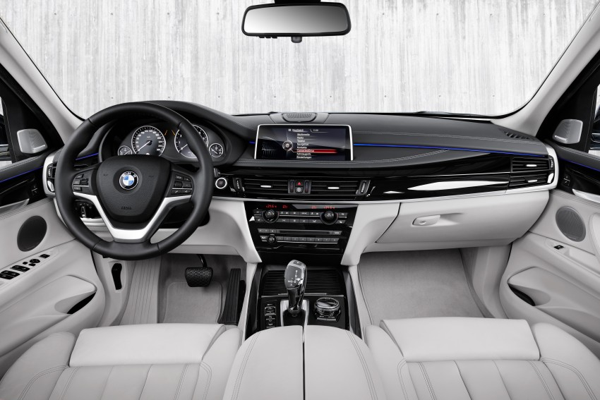 BMW X5 xDrive40e revealed – first non-i plug-in hybrid Image #318644