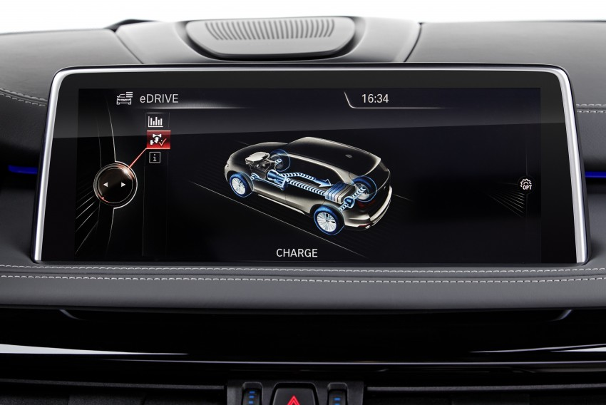 BMW X5 xDrive40e revealed – first non-i plug-in hybrid Image #318661