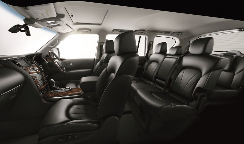 Infiniti QX80 officially launched in Malaysia – RM799k Image #319389