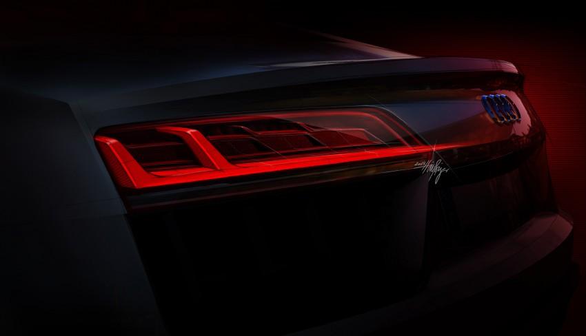 GALLERY: 2016 Audi R8 5.2 FSI V10 and R8 e-tron Image #315195