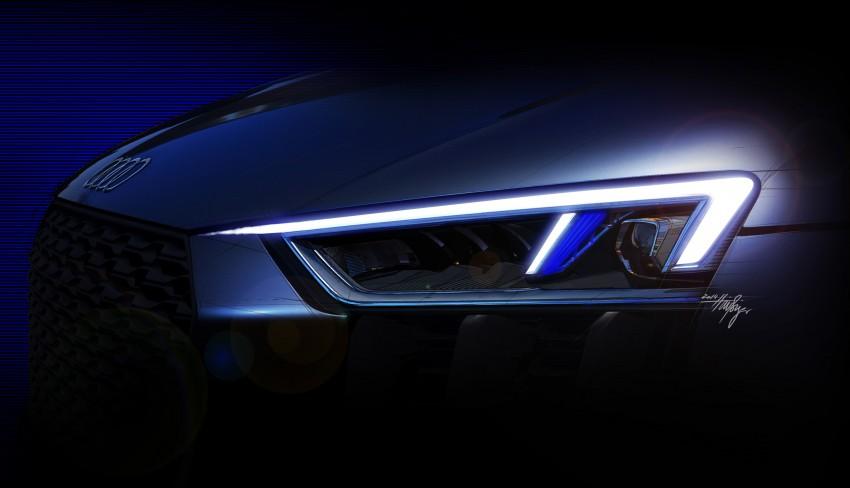 GALLERY: 2016 Audi R8 5.2 FSI V10 and R8 e-tron Image #315194