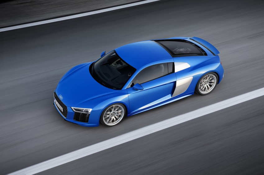 GALLERY: 2016 Audi R8 5.2 FSI V10 and R8 e-tron Image #315124