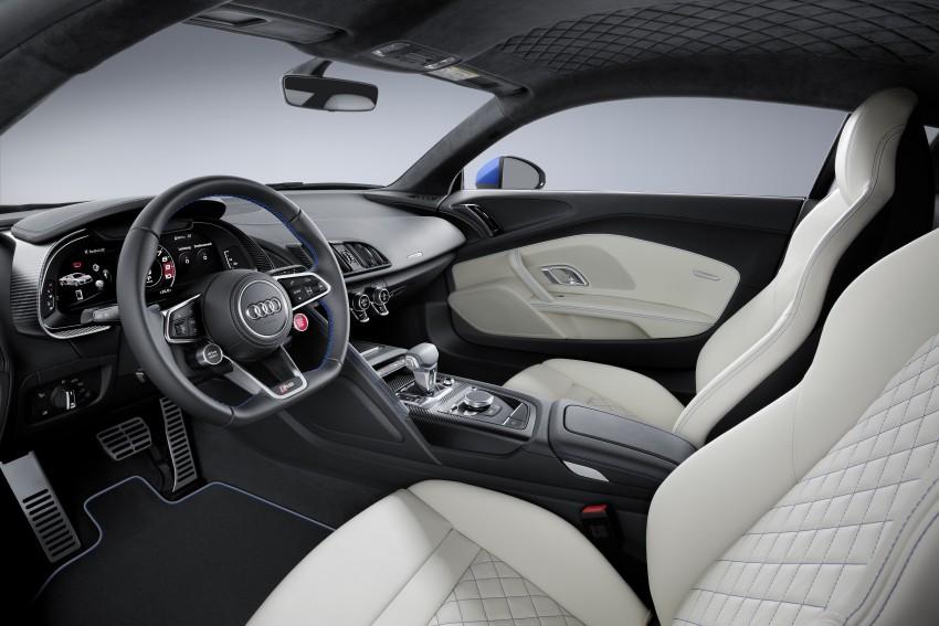 GALLERY: 2016 Audi R8 5.2 FSI V10 and R8 e-tron Image #315122