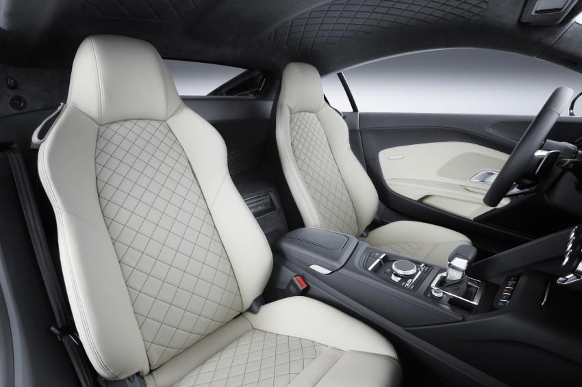 GALLERY: 2016 Audi R8 5.2 FSI V10 and R8 e-tron Image #315165