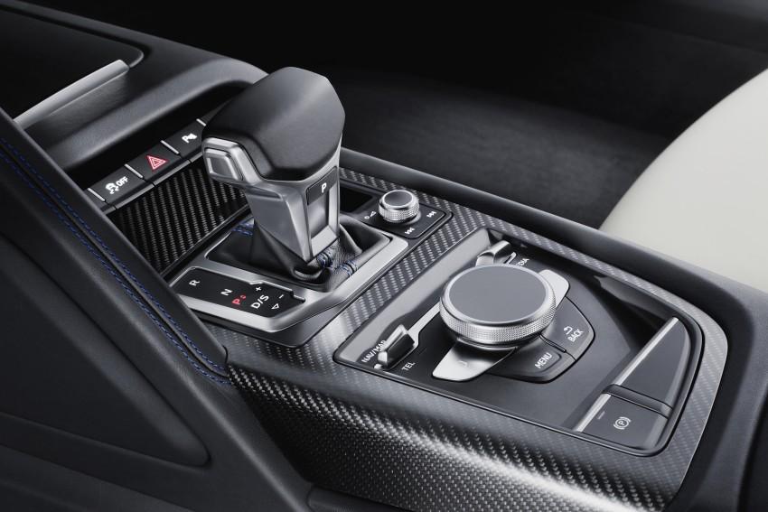 GALLERY: 2016 Audi R8 5.2 FSI V10 and R8 e-tron Image #315164