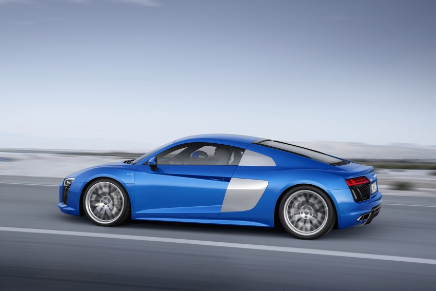 GALLERY: 2016 Audi R8 5.2 FSI V10 and R8 e-tron Image #315167