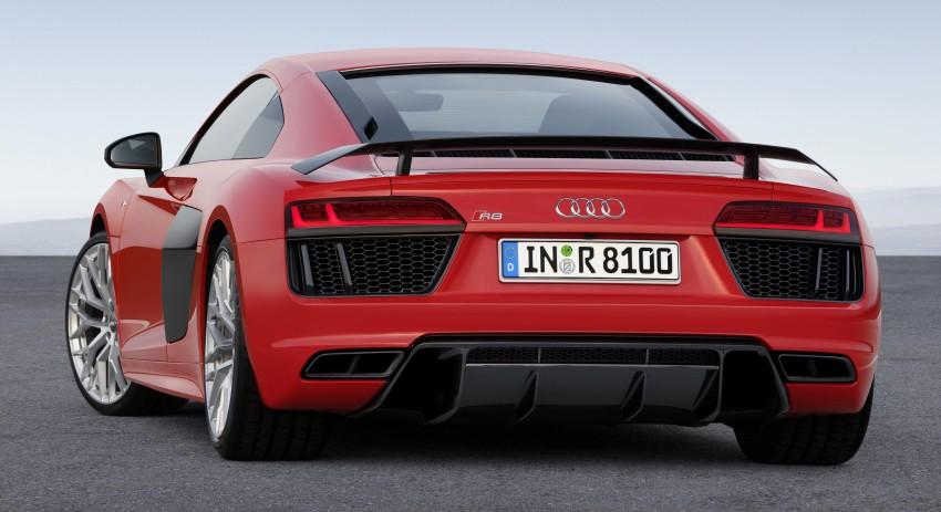 GALLERY: 2016 Audi R8 5.2 FSI V10 and R8 e-tron Image #315162