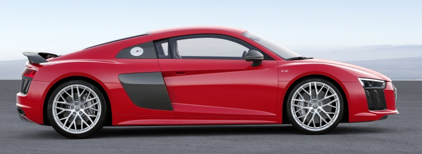GALLERY: 2016 Audi R8 5.2 FSI V10 and R8 e-tron Image #315159