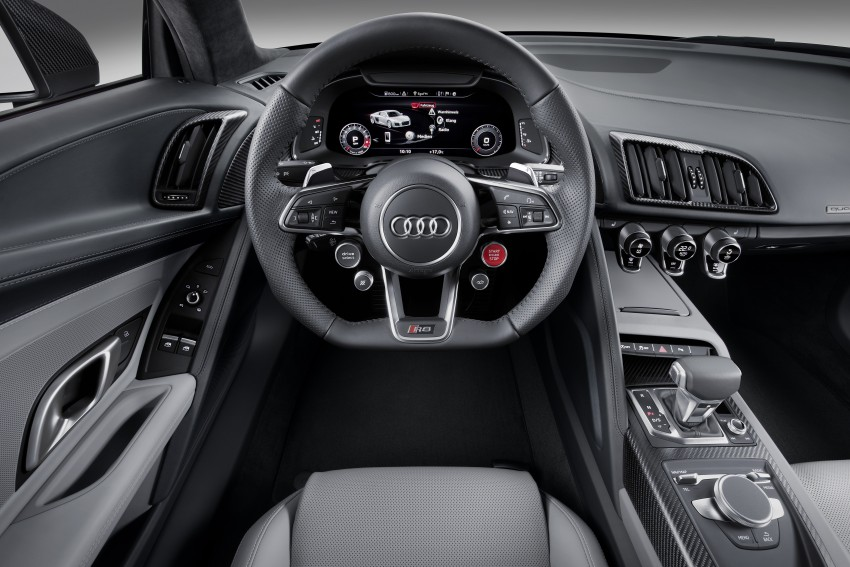 GALLERY: 2016 Audi R8 5.2 FSI V10 and R8 e-tron Image #315151