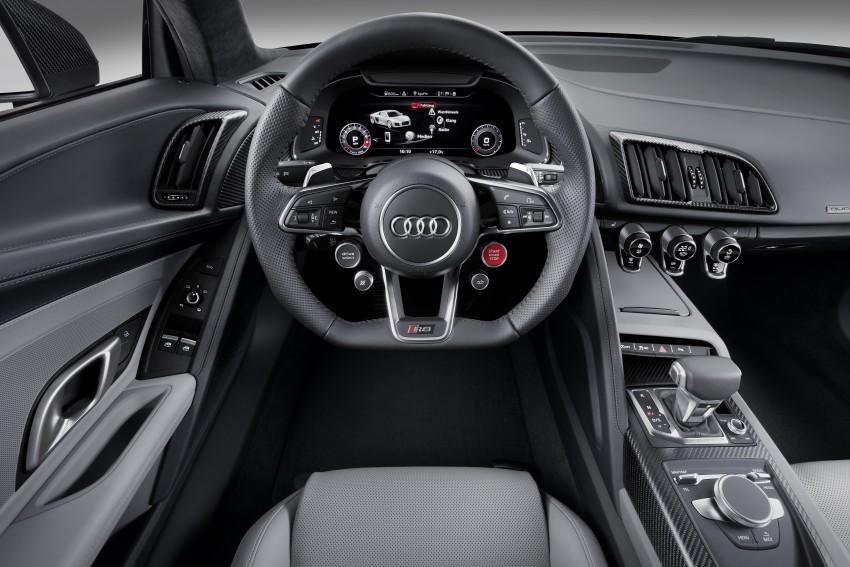 GALLERY: 2016 Audi R8 5.2 FSI V10 and R8 e-tron Image #315151