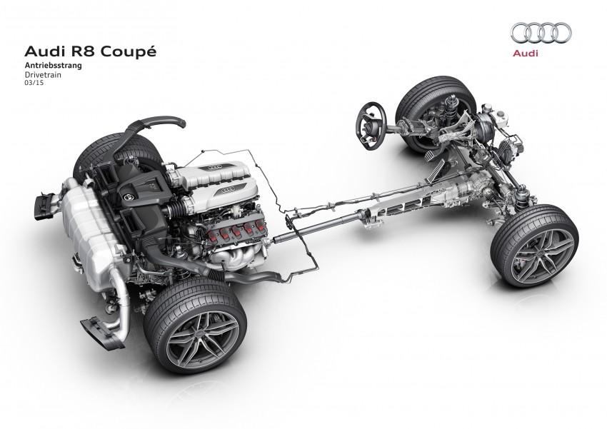 GALLERY: 2016 Audi R8 5.2 FSI V10 and R8 e-tron Image #315181